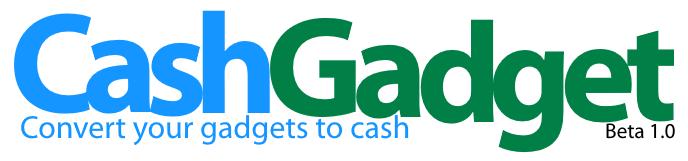 Cash Gadget Logo